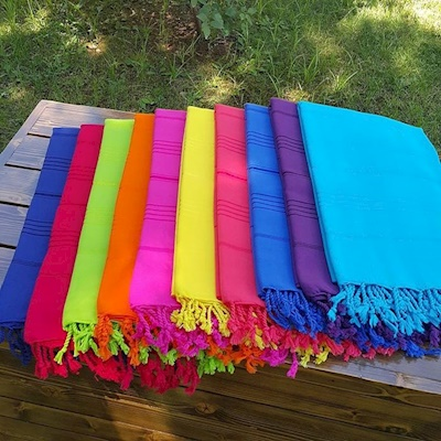 Milas Turkish Towels