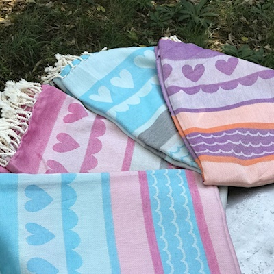 Alinda Turkish Towels