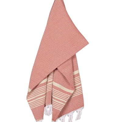 Wicker Turkish Towels